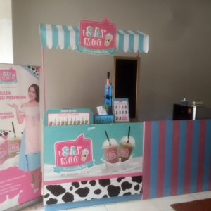 NOW OPEN I SAY MOO by SHANDI AULIA