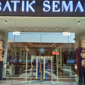 Now Open Batik Semar at Mal Bali Galeria